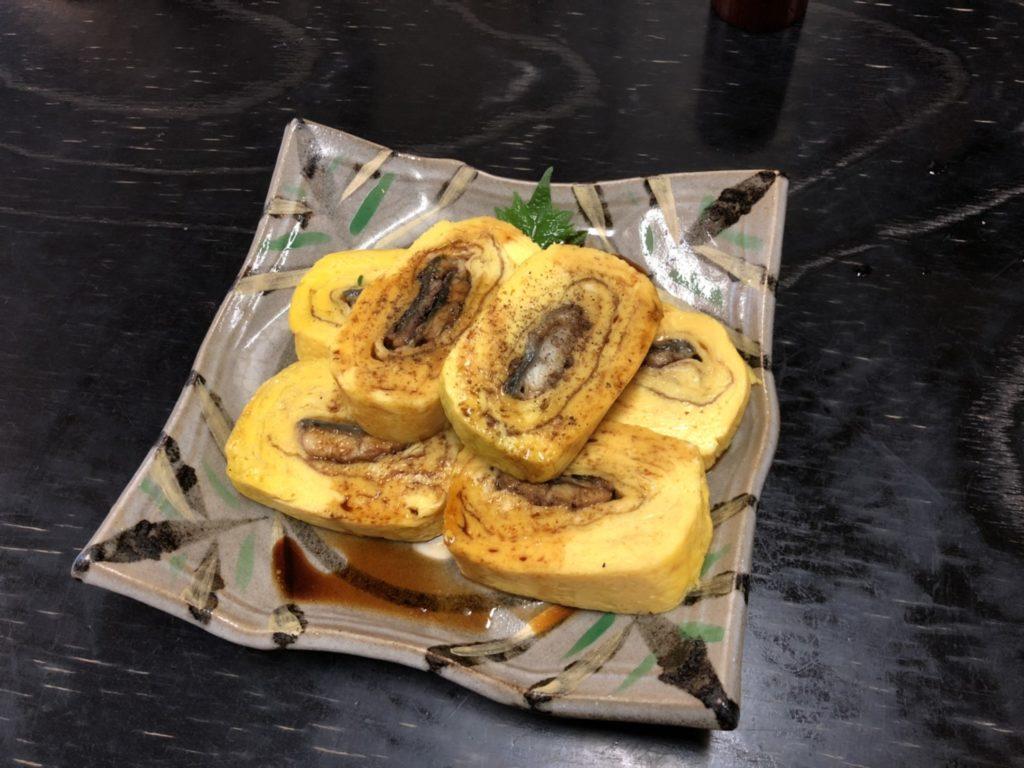 鰻の玉子焼き、「う巻」
