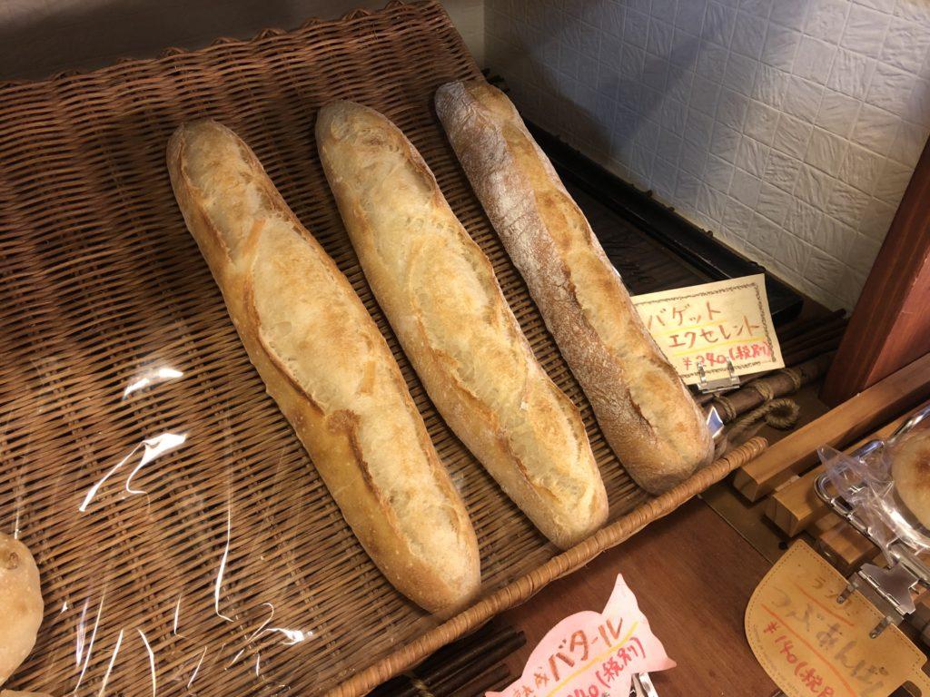 上町トースト倶楽部のフランスパン