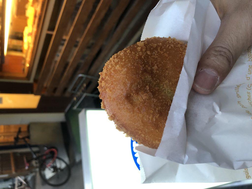 上町トースト倶楽部のカレーパン